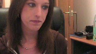 show webcam pour une jeune amatrice française