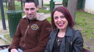 jeune couple amateur invité au gangbang de madame
