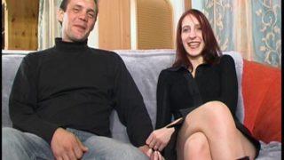 video d'un couple de français fan de baise hard
