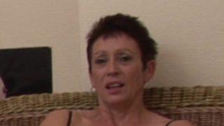 video tres chaude avec une amatrice française mature