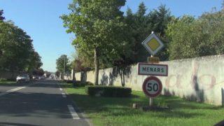 trio hard avec une guide aux châteaux de la Loire