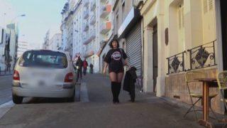 elle fait la pute dans une rue de Metz pour se faire enculer