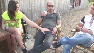 porno amateur tournée dans un gîte rural à Cholet