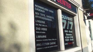 vidéo amateur d'une salope defoncée dans un sexe shop parisien