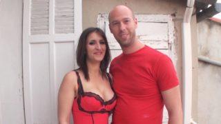 couple amateur à la Rochelle enculée avec violence