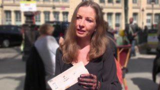 amatrice sodomisée pendant les greves sur paris
